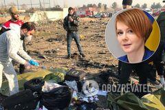 Зеркаль объяснила, что должна делать Украина после признаний Ирана