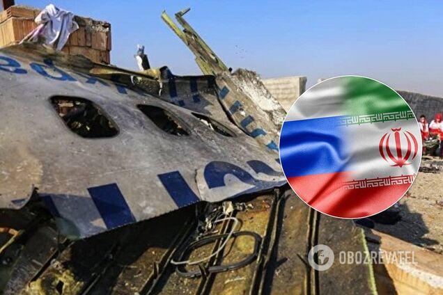В России вступились за Иран по сбивания самолета МАУ