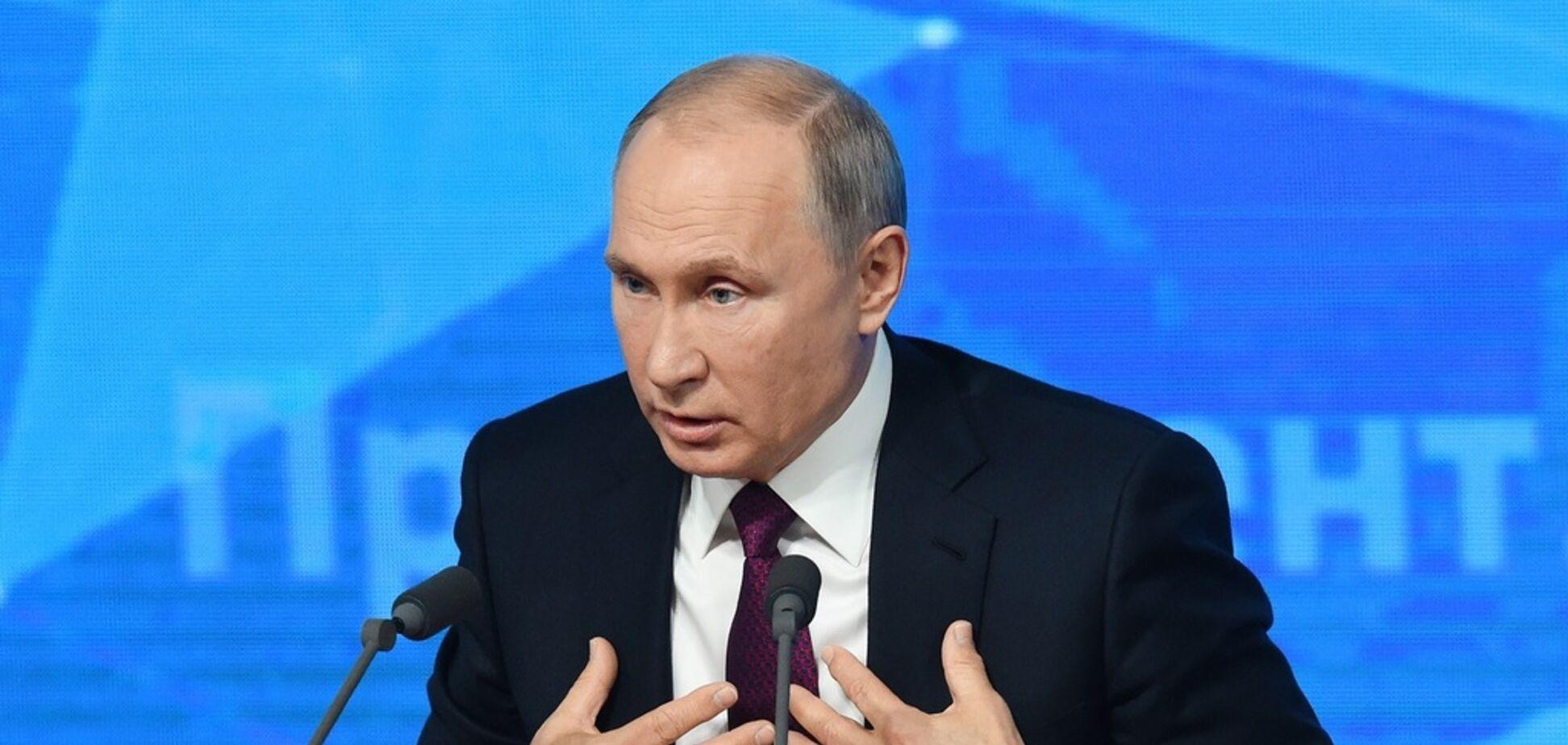 Путін розповів про найманців 'Вагнера' в Лівії