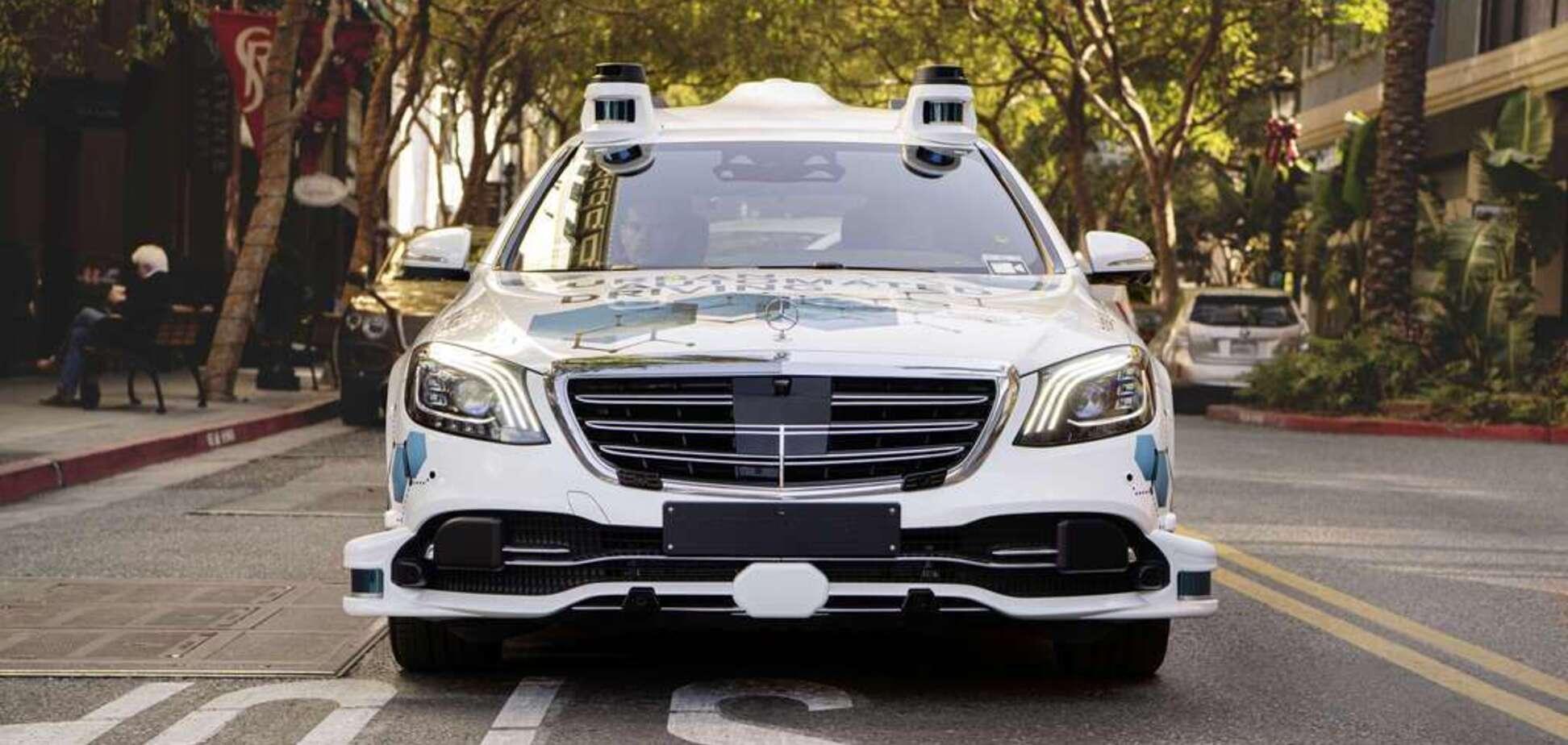 Bosch и Mercedes-Benz тестируют беспилотники для каршеринга