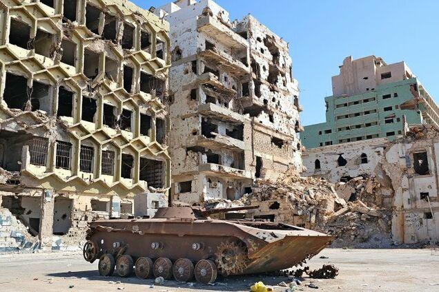 У Лівії оголосили про припинення вогню