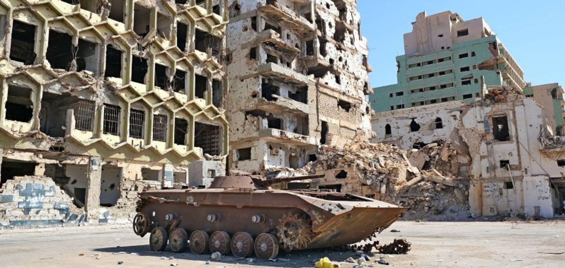 В Ливии объявили о прекращении огня