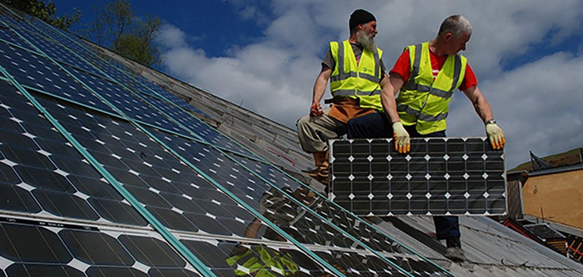Сонячні панелі токсичні? Названо невідомі раніше факти