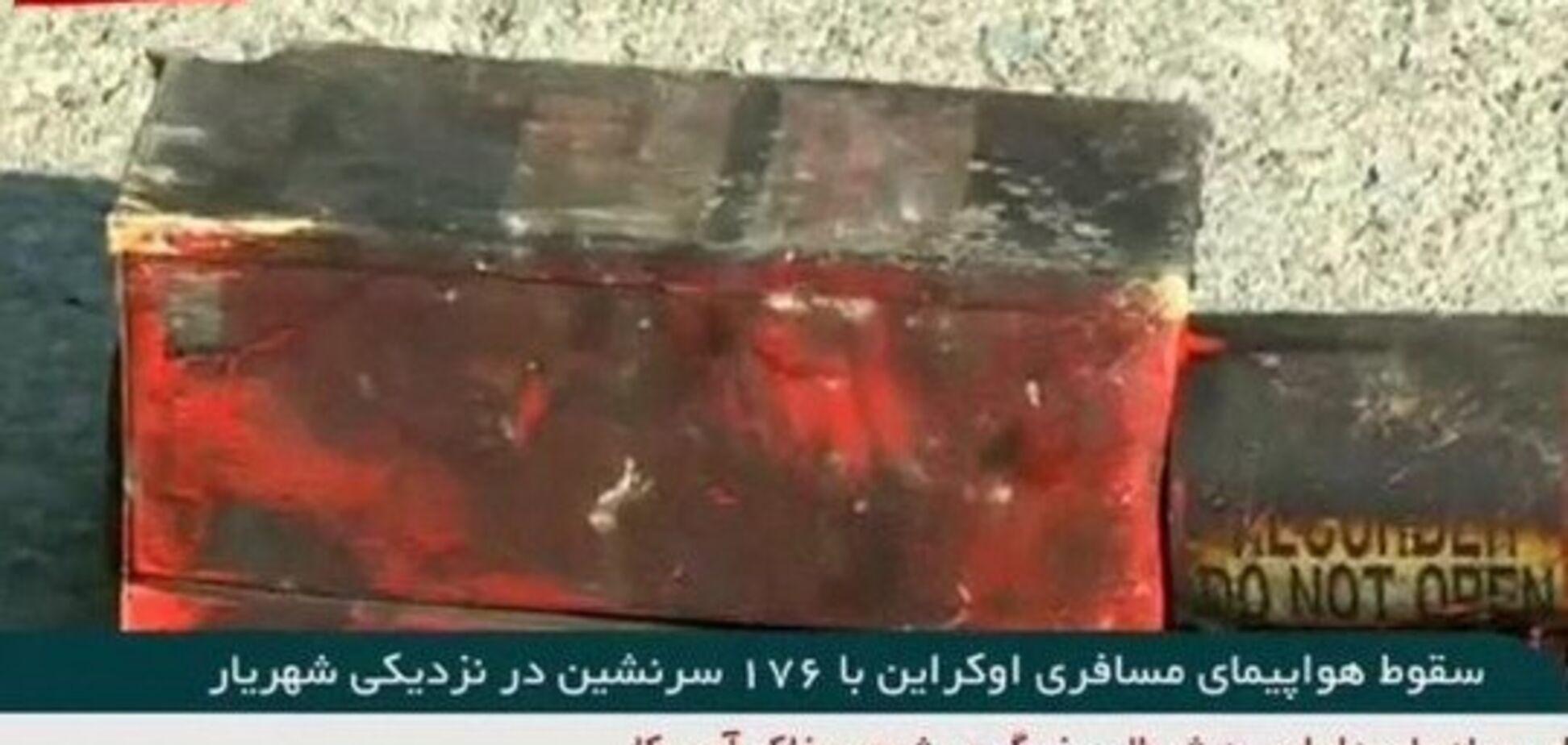 Іран не зможе приховати сліди: з'ясувалася доля 'чорних скриньок' Boeing 737