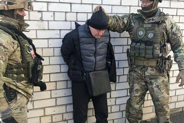 Задержанный Редькине
