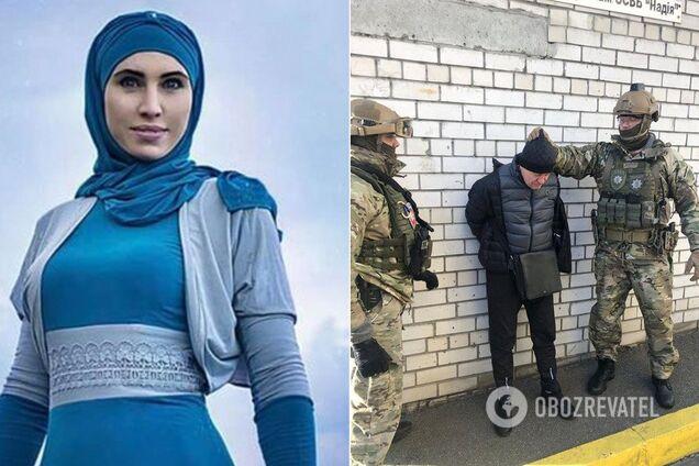 Задержание киллера Амины Окуевой