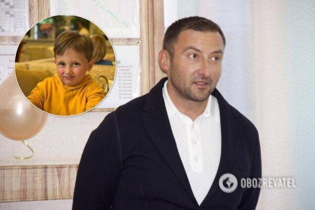 Отец убитого в Киеве мальчика Соболев