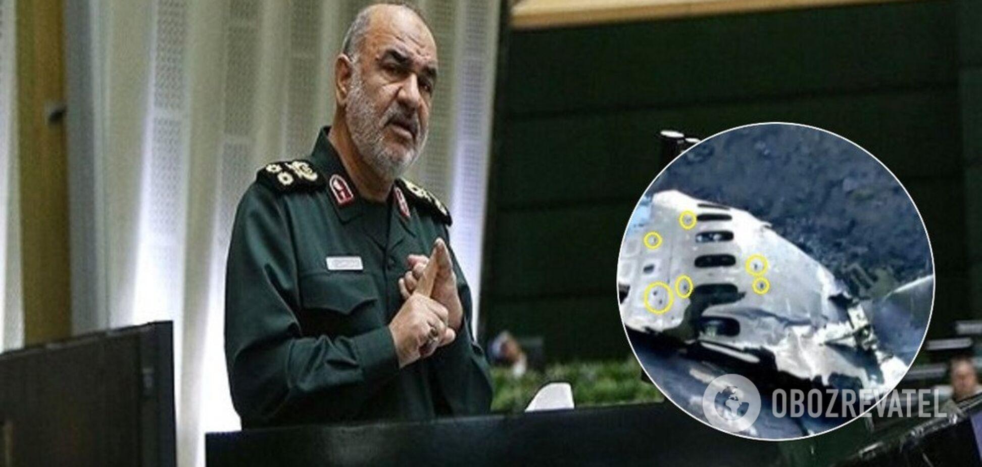Парламент Ірану заступився за КВІР