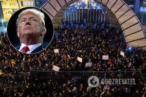Протесты в Иране и Дональд Трамп