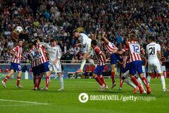 'Реал' - 'Атлетіко': онлайн відеотрансляція фіналу Суперкубка Іспанії