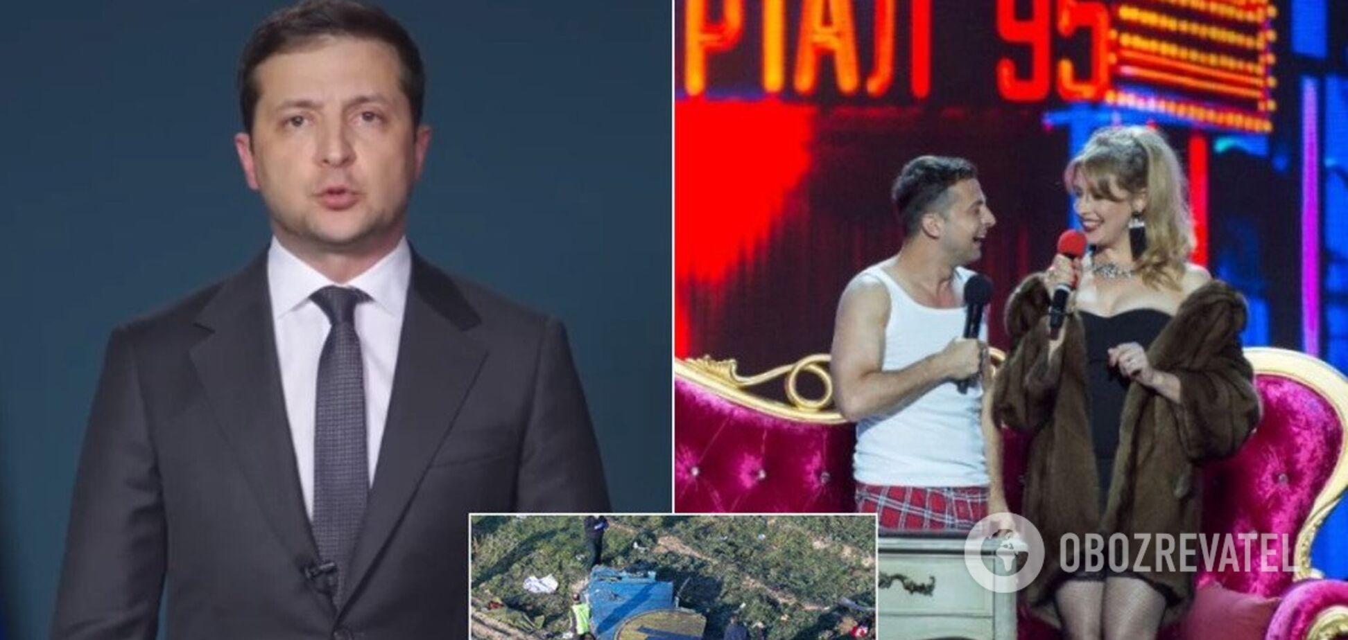 'Фальшива ганьба!' Українців розлютив 'Вечірній квартал' одразу після звернення Зеленського