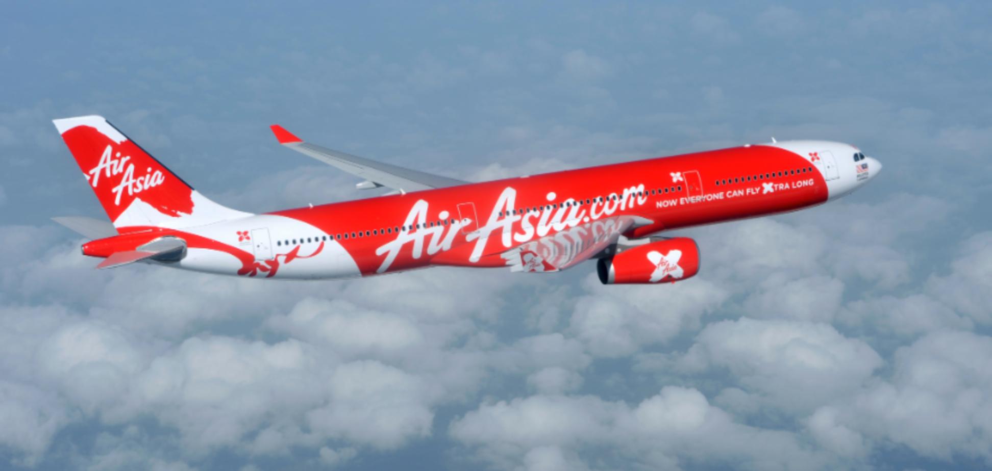 Літак Air Asia