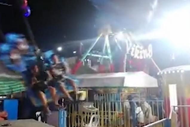 Моторошна НП з атракціоном на Філіппінах потрапила на відео