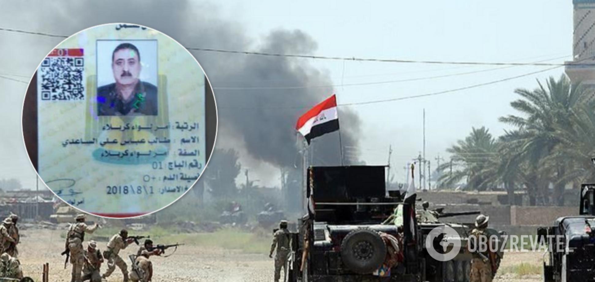 В Ірацізастрелили лідера ополченців