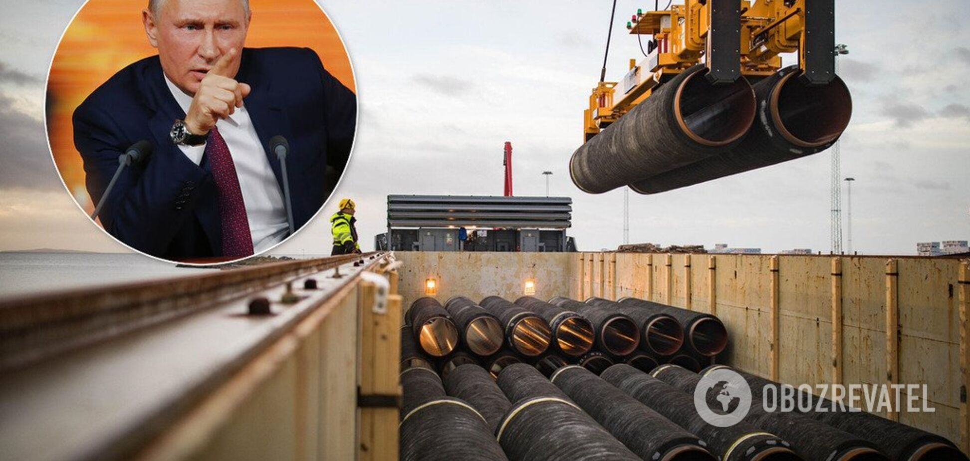Вклали мільярди: у ЄС забили на сполох через провал 'газопроводу Путіна'