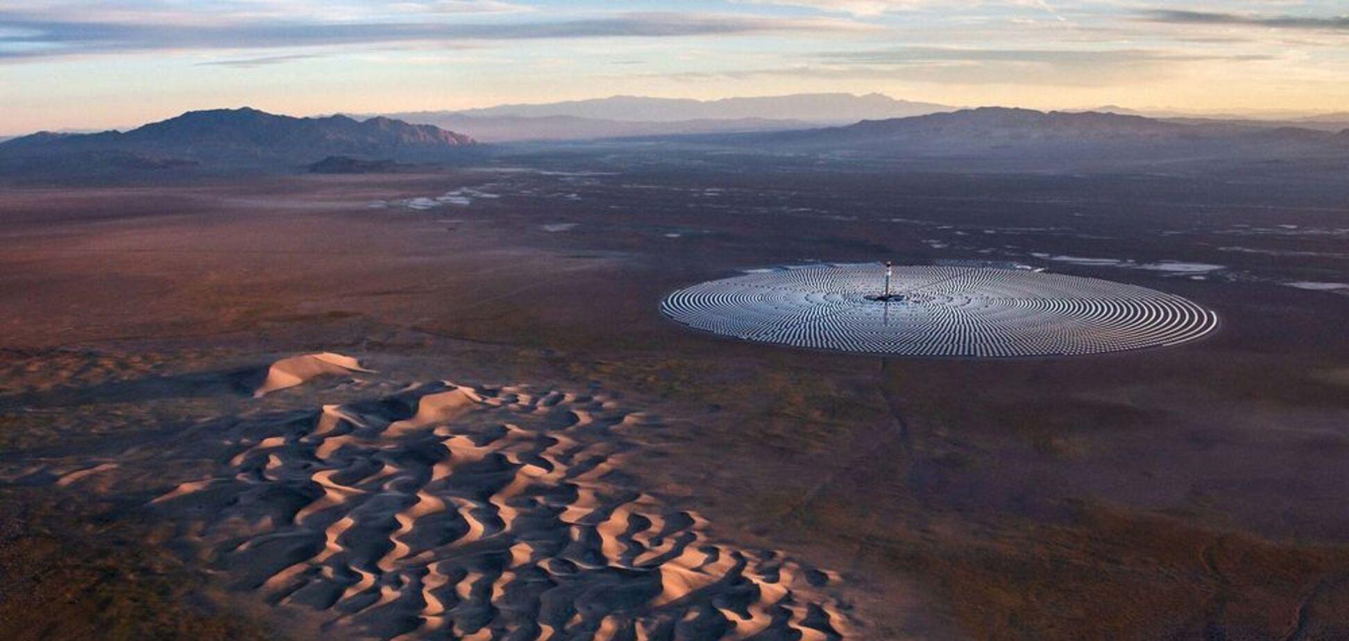 В США внезапно обанкротилась крупная солнечная станция
