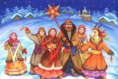 Старый Новый год: смешные щедривки для взрослых
