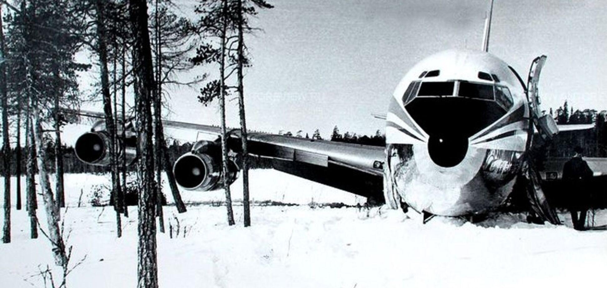 Как сбивали пассажирские самолеты: хронология