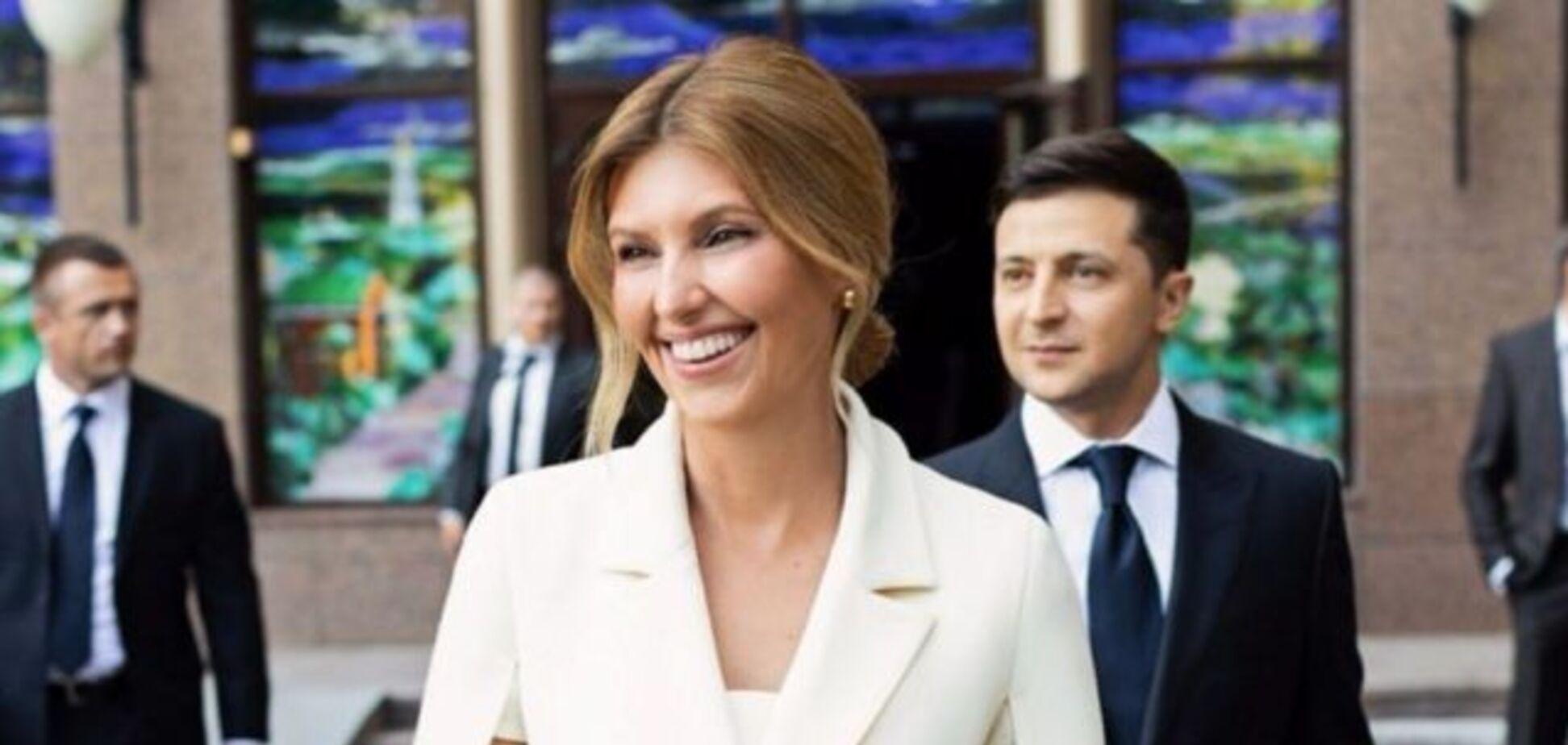 Зеленський дав нову посаду дружині