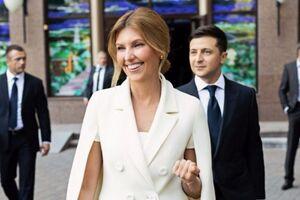 Зеленский дал новую должность жене
