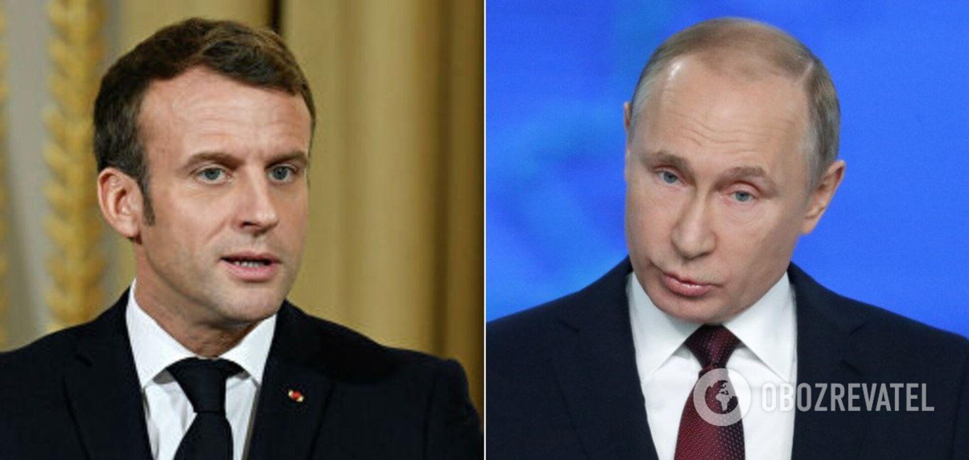Путин и Макрон приняли срочное решение по ядерному договору Ирана