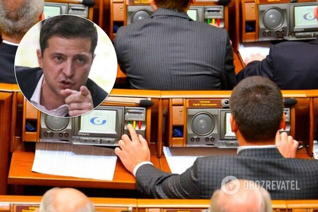 Зеленський підписав закон про штрафи для кнопкодавів