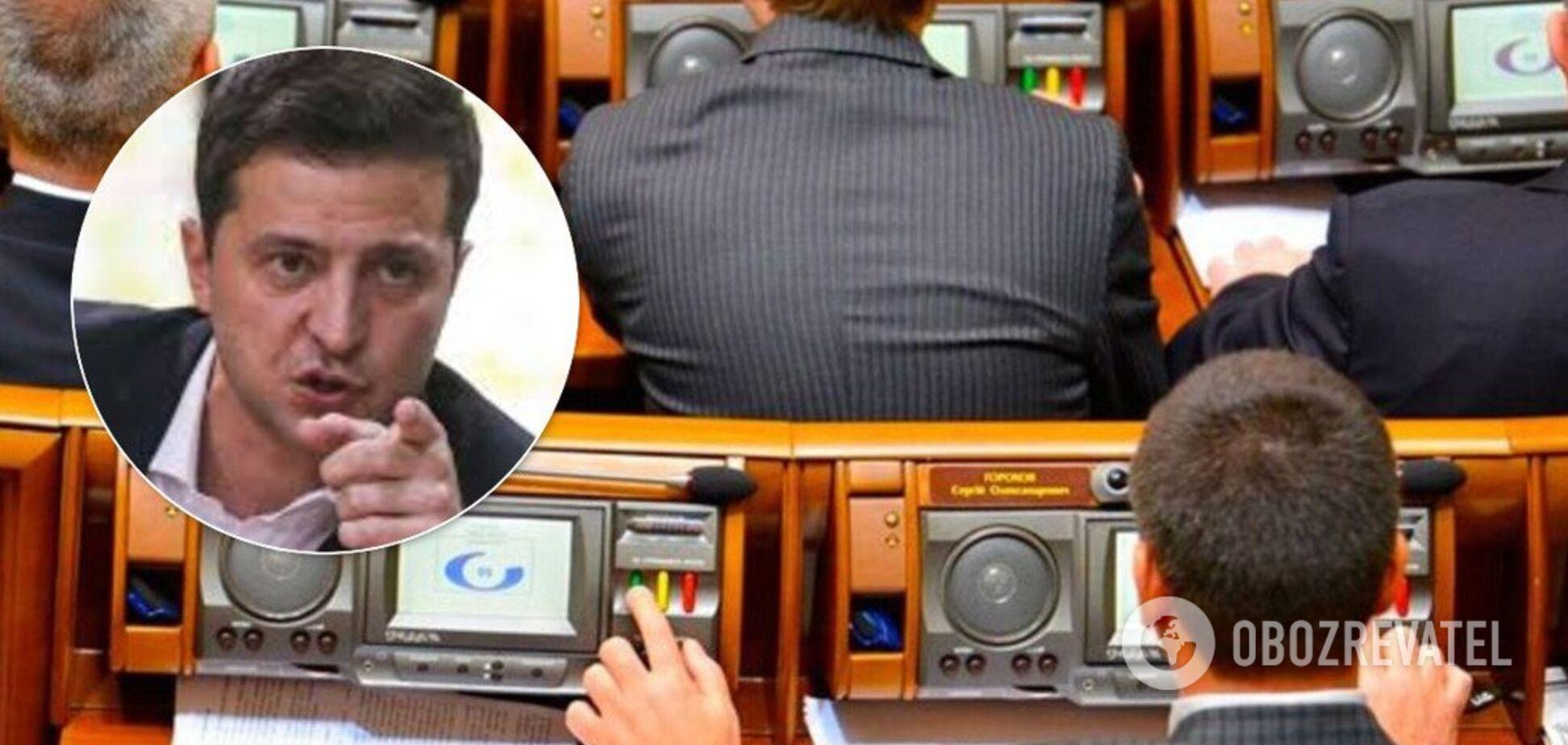 Штраф за кнопкодавство: Зеленський схвалив зміни до Кримінального кодексу