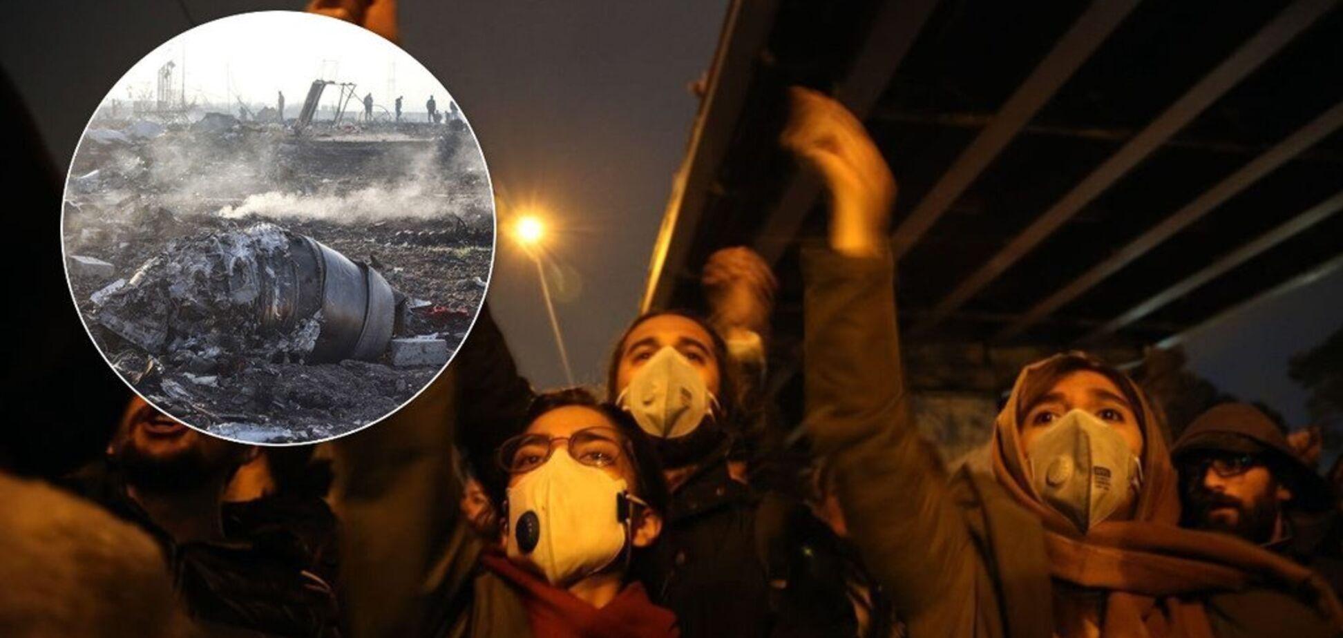 Кровавые протесты: как авиакатастрофа украинского Boeing привела к кризису в Иране