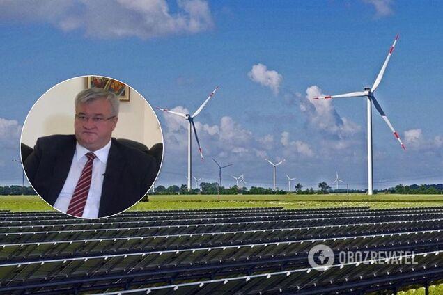 """Турция планирует инвестировать в """"зеленую"""" энергетику Украины"""