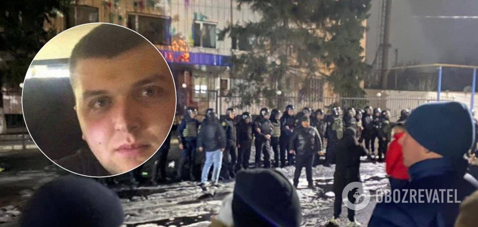 Вбивство в Каховці: з МВС зі скандалом звільнили трьох поліцейських