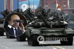 На Донбас перекинуто сім танків РФ: військовий експерт назвав причину