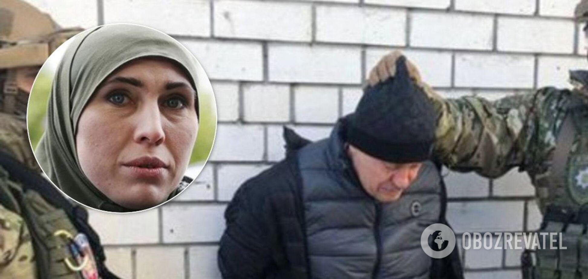 Вбивство Окуєвої: у поліції розкрили подробиці про кілера