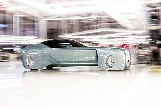 Концепт электромобиля