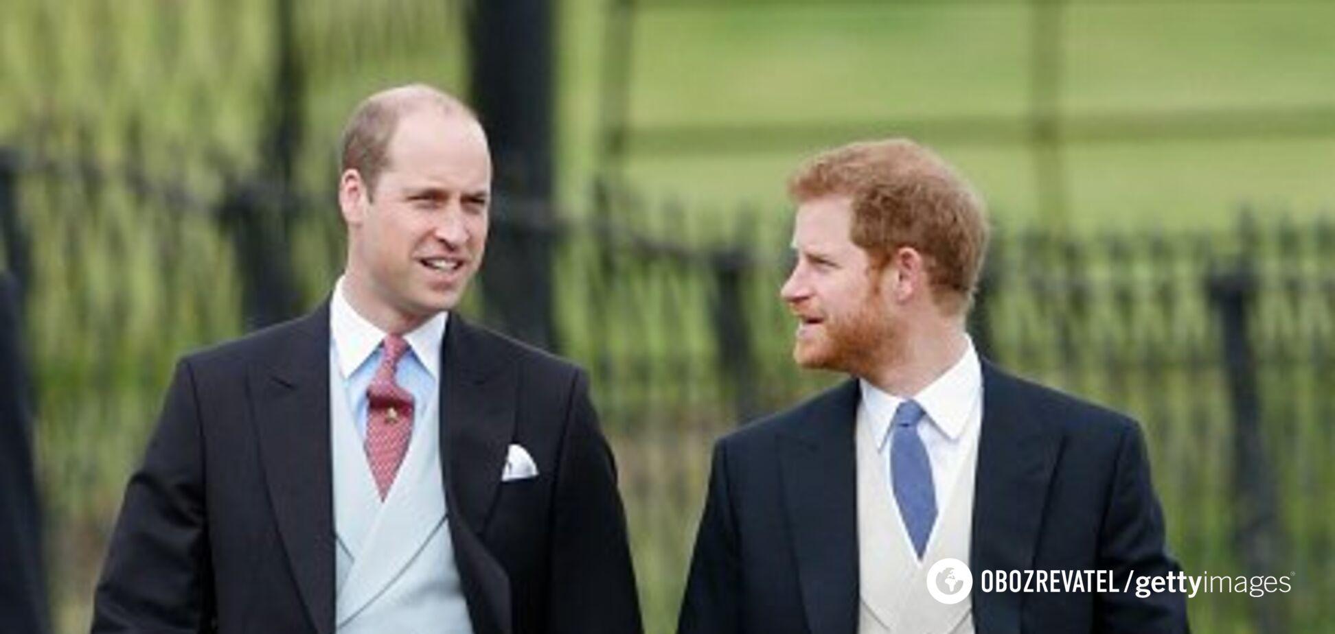 'Ми стали чужими': принц Вільям прокоментував розбрат в королівській родині