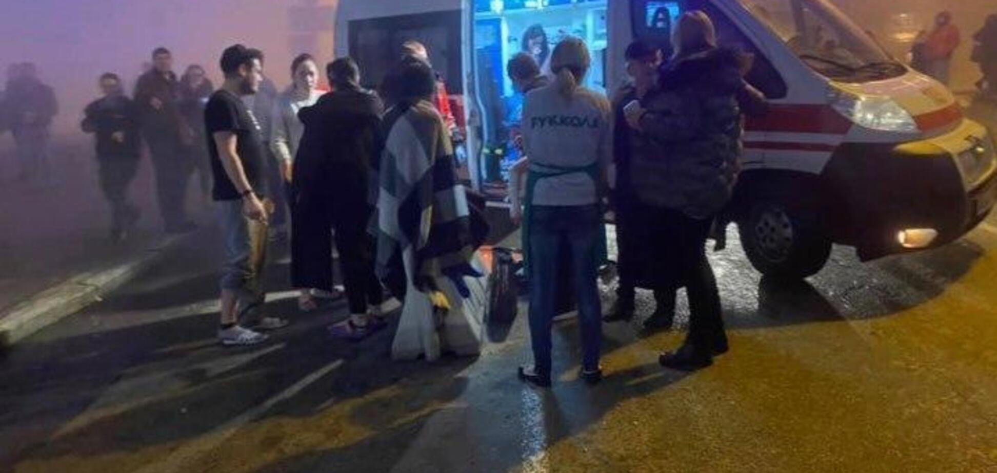 'Кипящий ад' в Киеве: озвучена причина ЧП возле Ocean Plaza