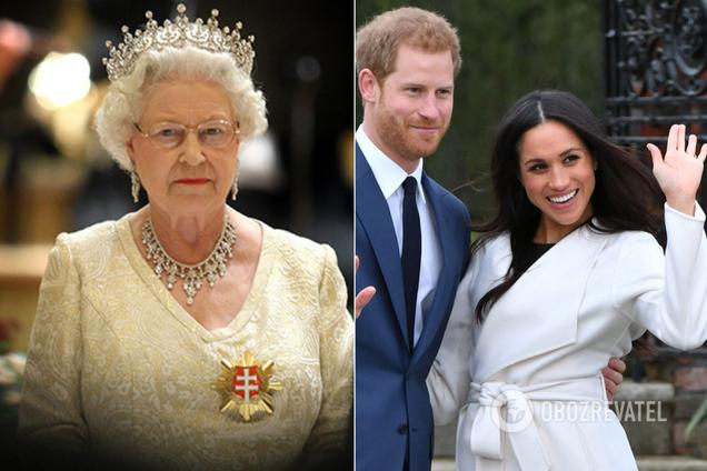 Королева озвучила вердикт по Гарри и Меган Маркл