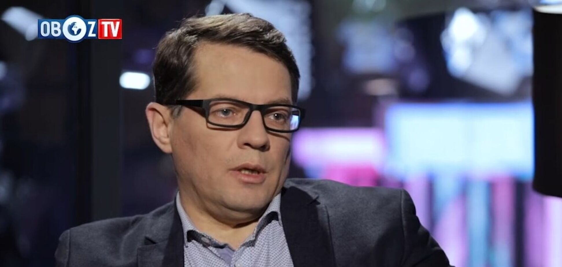 OBOZ TALK – гість Роман Сущенко