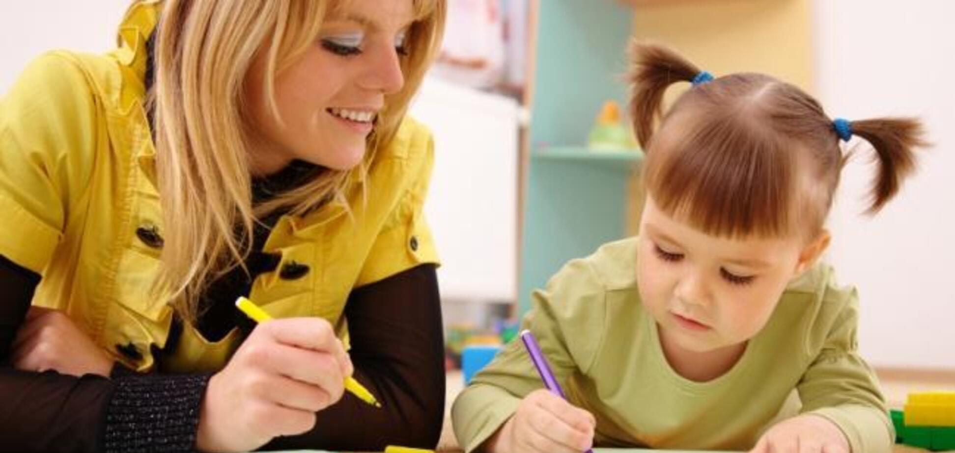 Деньги ходят за воспитателем: Новосад анонсировала масштабное нововведение