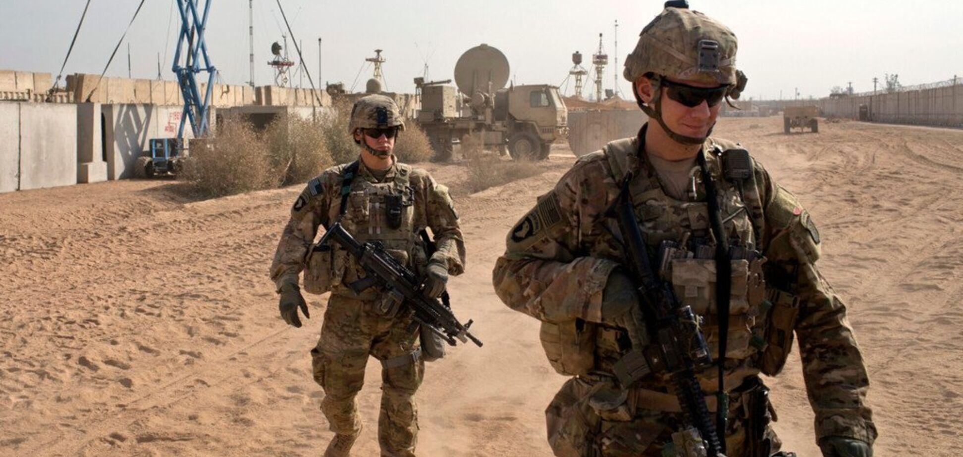 Трамп согласен уйти из Ирака?