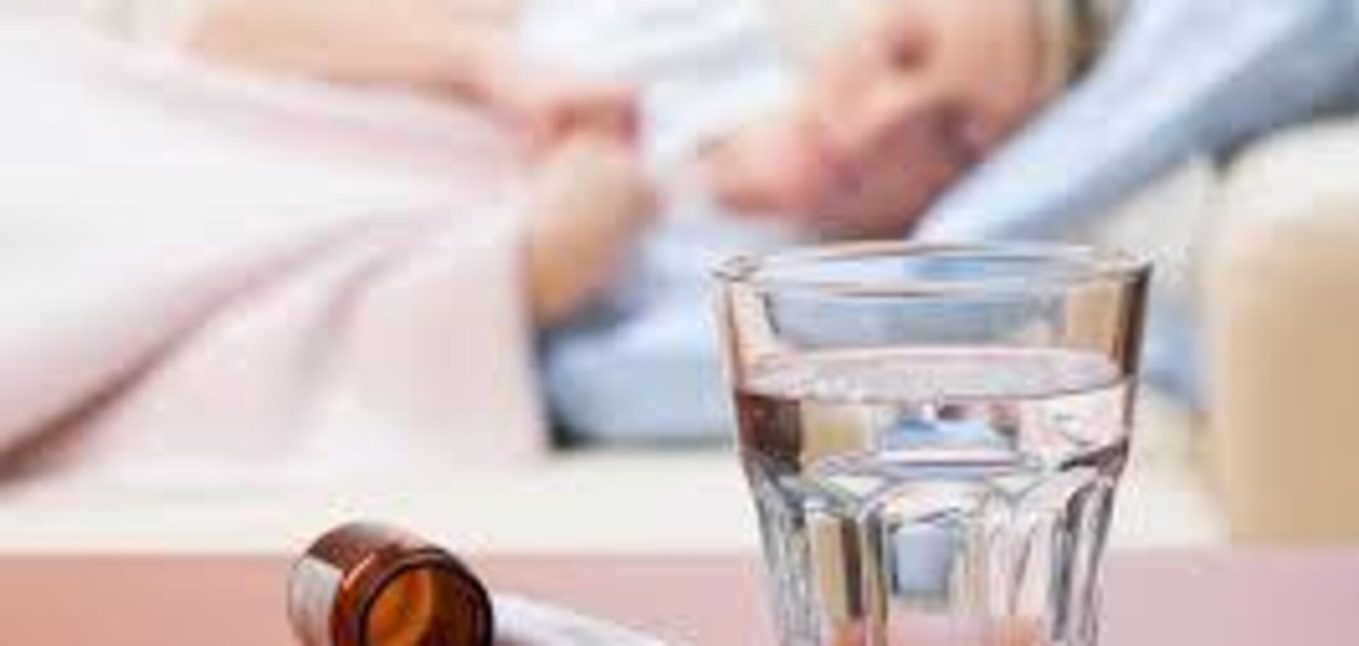 В Украине от осложнений гриппа умерла роженица