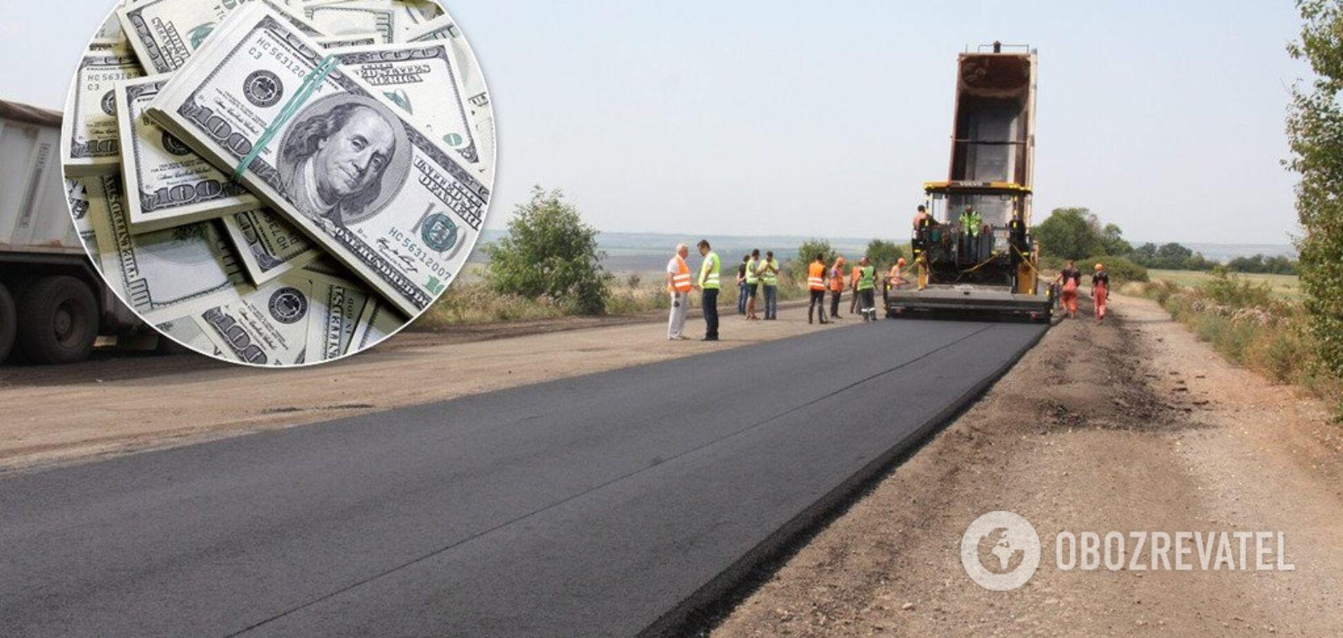 'Шалені гроші': Голик розповів, скільки в Україні витратять на дороги
