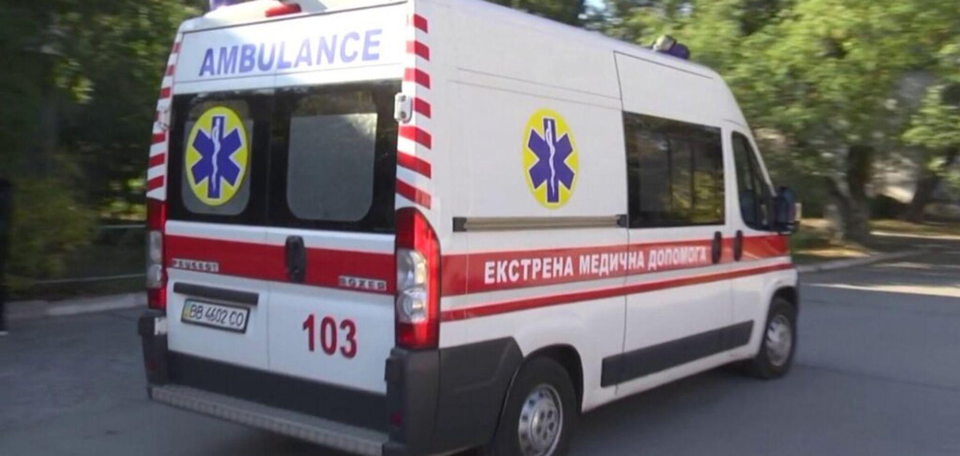 В Киеве произошлатрагедия с годовалым ребенком
