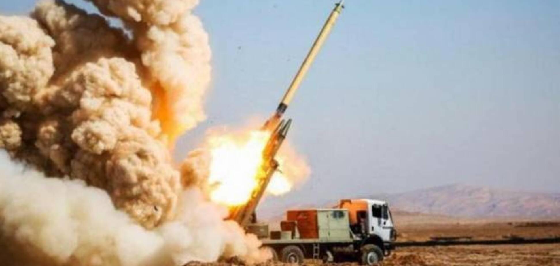 Обстріляли з 'Катюші': в Іраку знову атакували військову базу США
