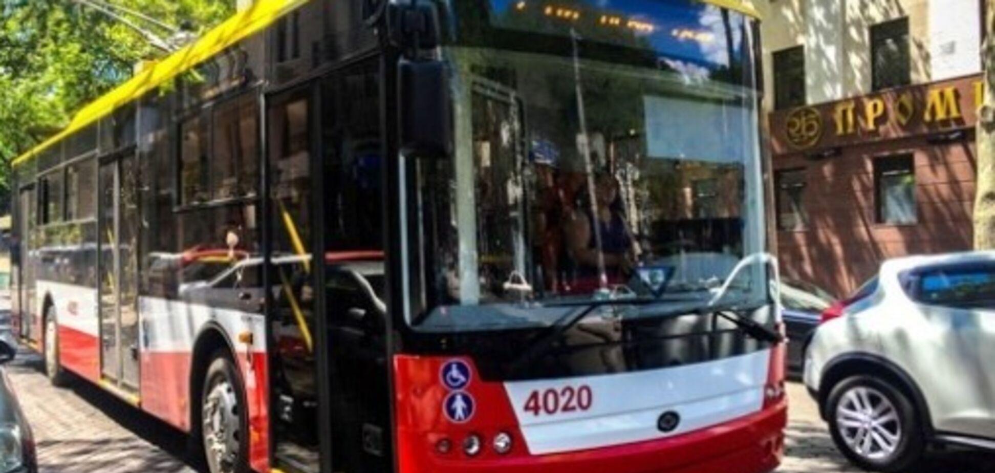 Тролейбус №14 змінить схему руху