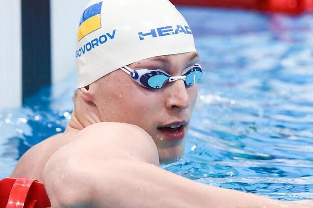 Украинский пловец в драматичной борьбе завоевал медаль на престижном турнире в Китае