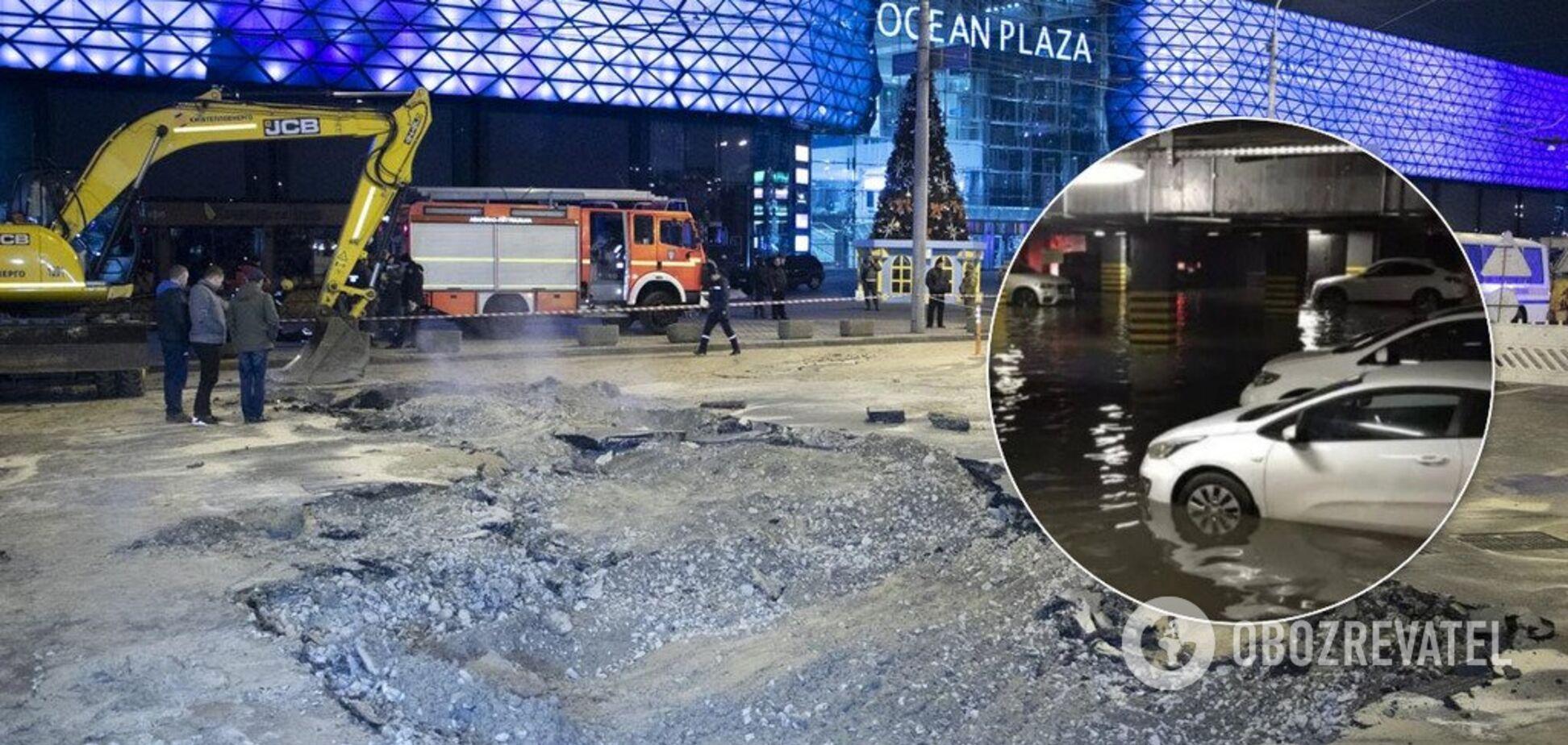 'С каждым будем разбираться!' Заместитель Кличко заявил о компенсации пострадавшим в Ocean Plaza
