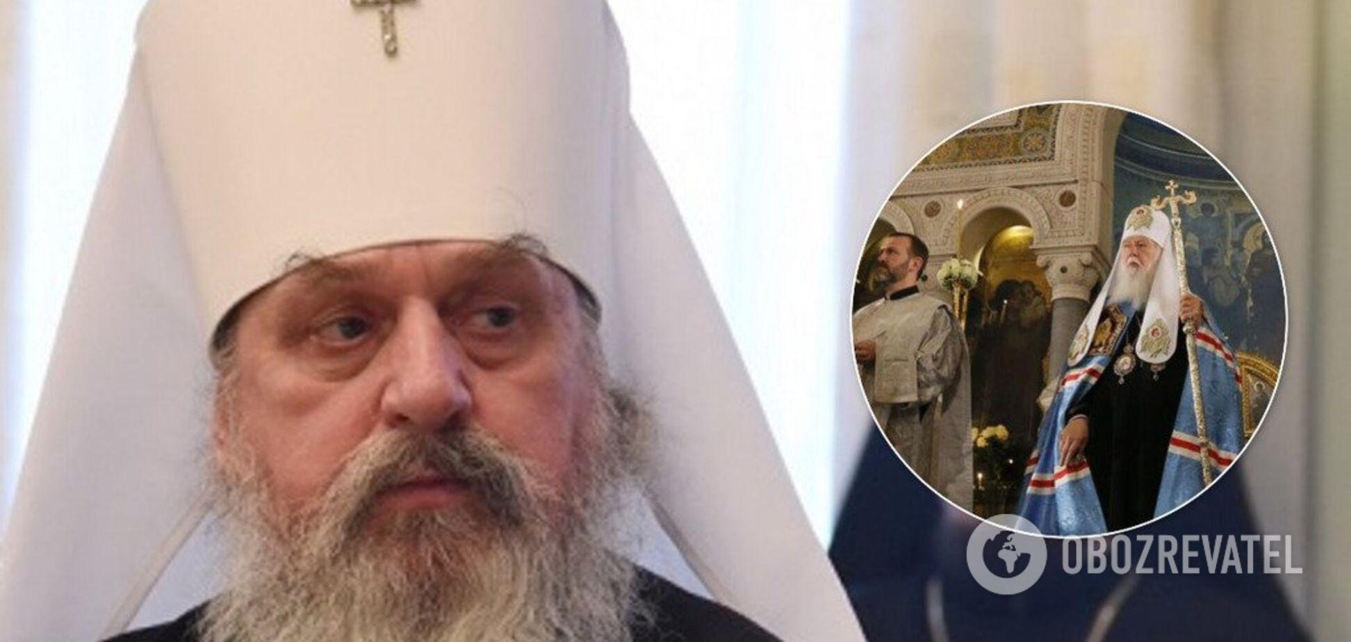 Вслед за Филаретом: еще один священнослужитель открестился от Поместного собора