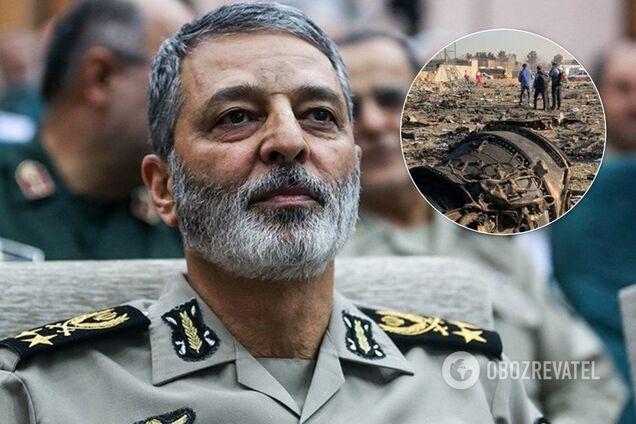 Абдулрахим Мусави сделал циничное заявление о сбитом самолёте МАУ
