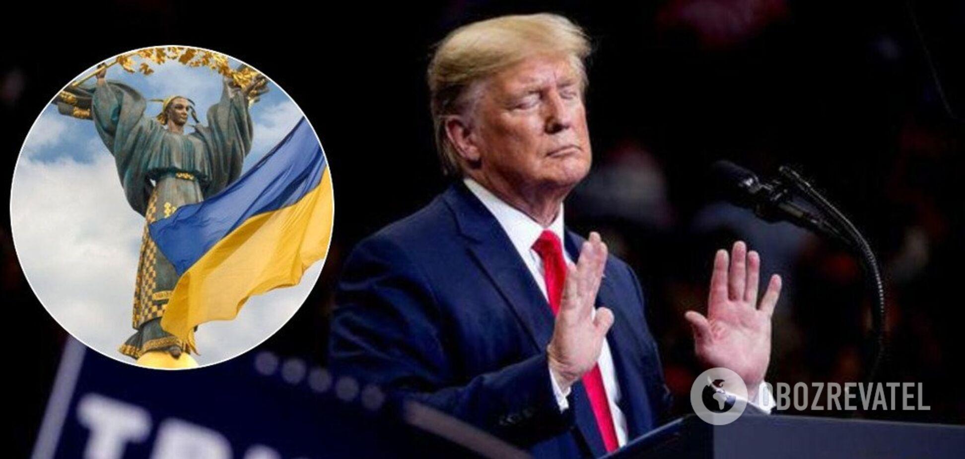 Спливла проблема адвокатів Трампа через мемуарів Болтона і України