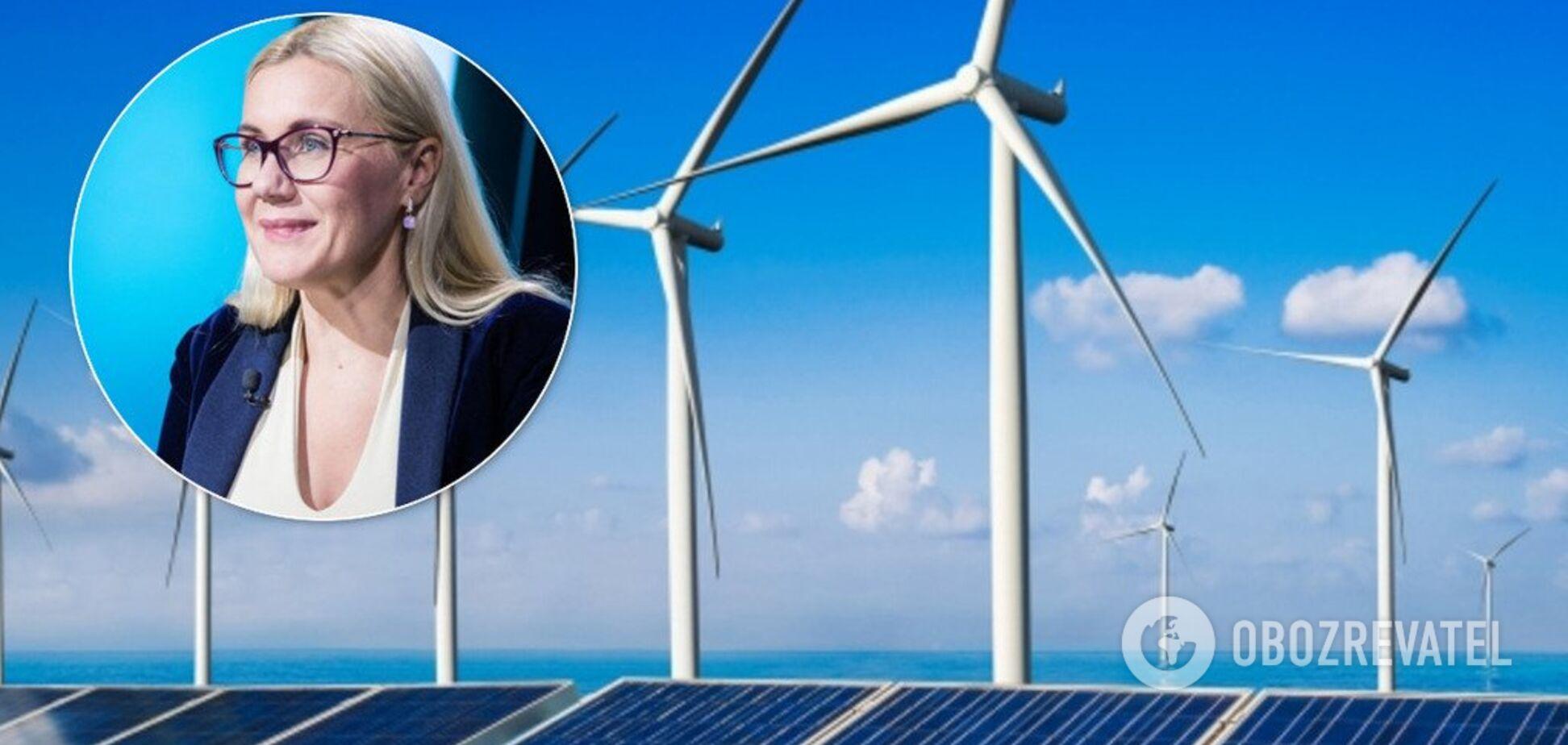 Для розвитку 'зеленої' енергетики України можуть ввести новий податок